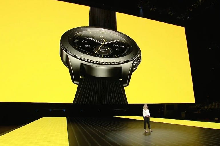 Galaxy Watch: It's official!