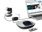Logitech moves into room-level video conferencing