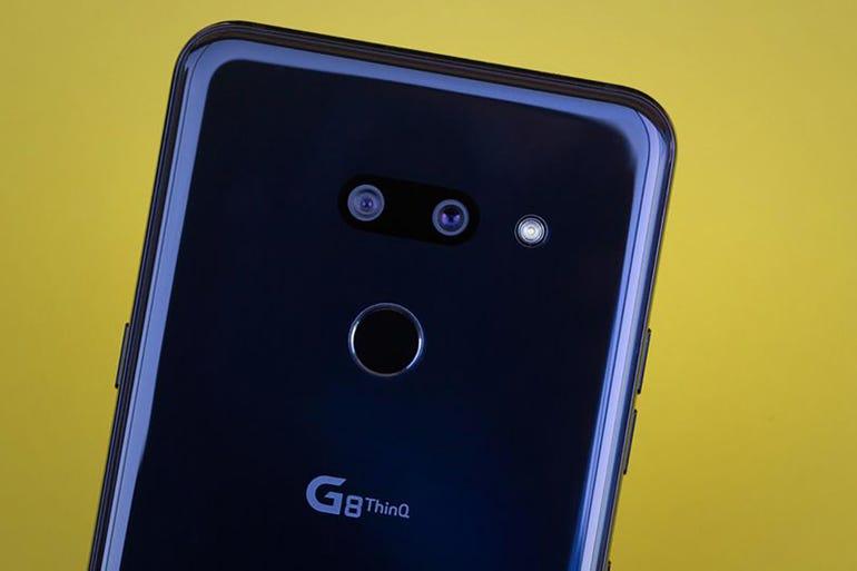 LG G8 ThinQ phone