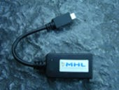 Image Gallery: MHL to HDMI adapter