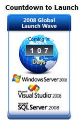 Microsoft to ship Windows Server 2008, over time, in eight flavors