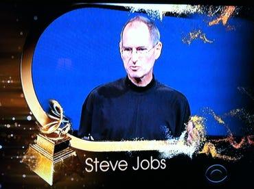 Steve Jobs wins posthumous GRAMMY Trustees Award - Jason O'Grady