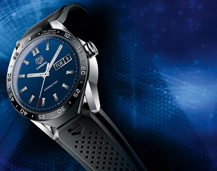 TAG Heuer Connected- $1,500