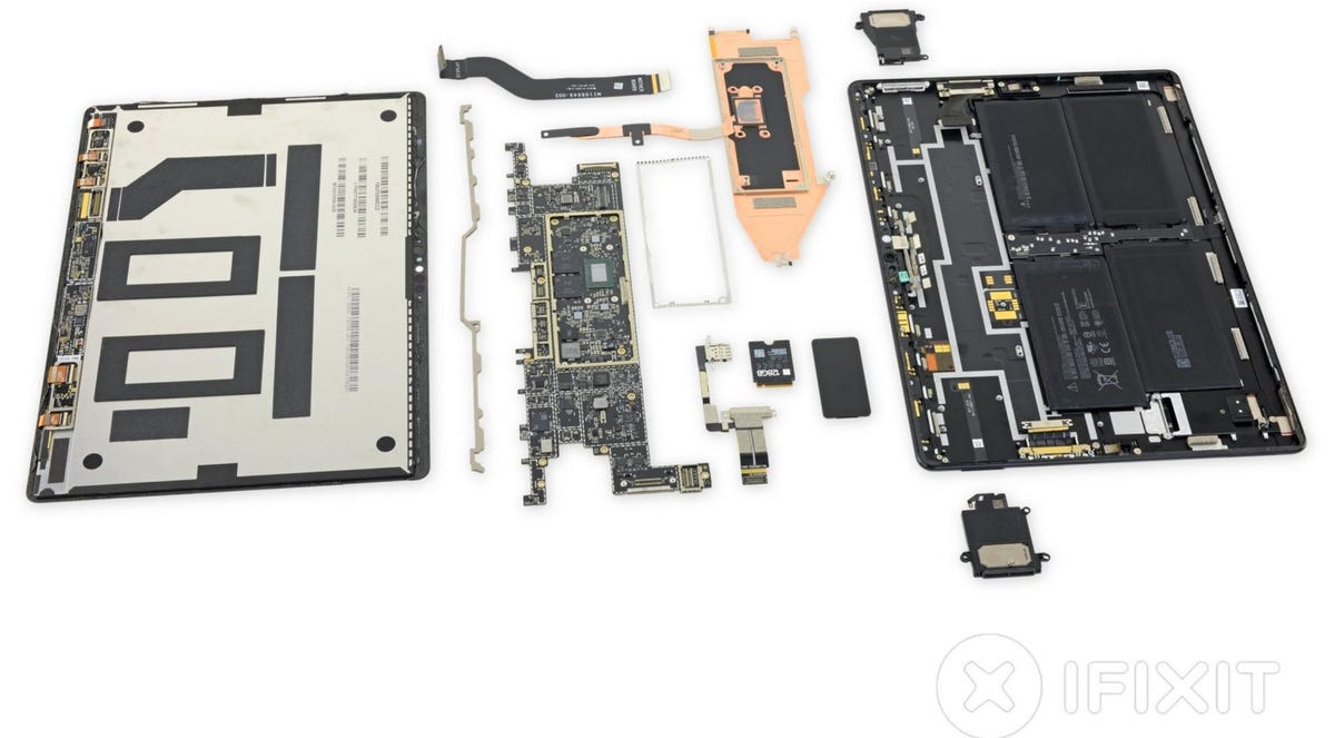Microsoft's Surface Pro X