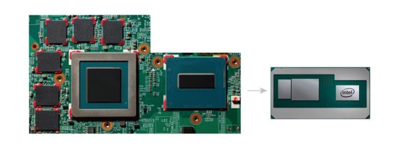 Intel's 8th-generation Core H mobile processors