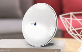 Single disc from BT's mesh system
