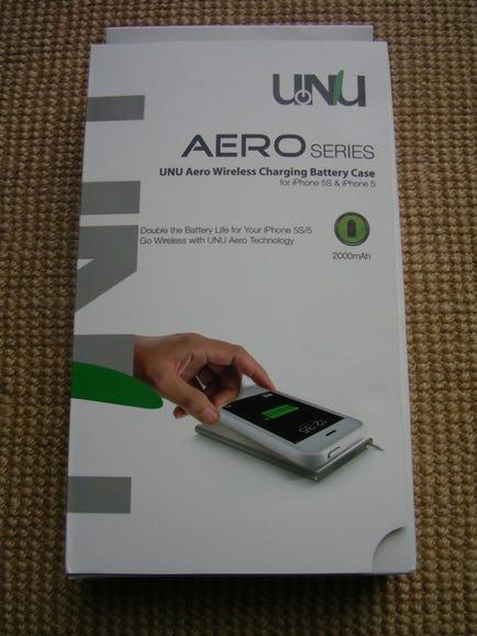 uNu Aero retail package