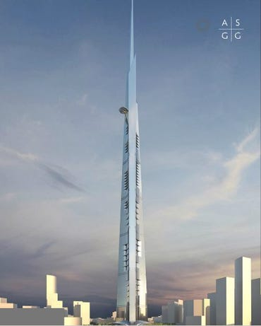 New tallest building in the world?