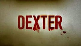 Dexter: The top illegally downloaded TV series in the world.