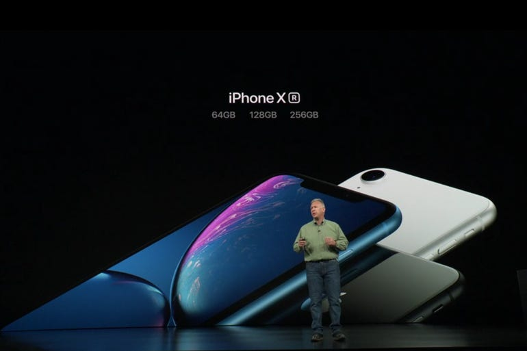 New iPhone: iPhone XR pricing and release date