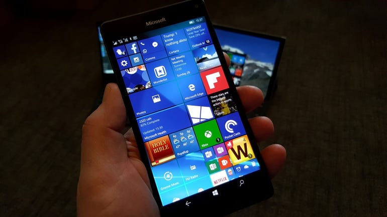 Pushing the Lumia 950XL to the limit