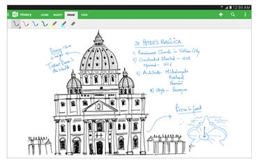 microsoft-rolls-out-free-onenote-app-for-android-tablets