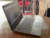 Acer C720 Chromebook side profile