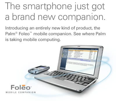 Palm Foleo