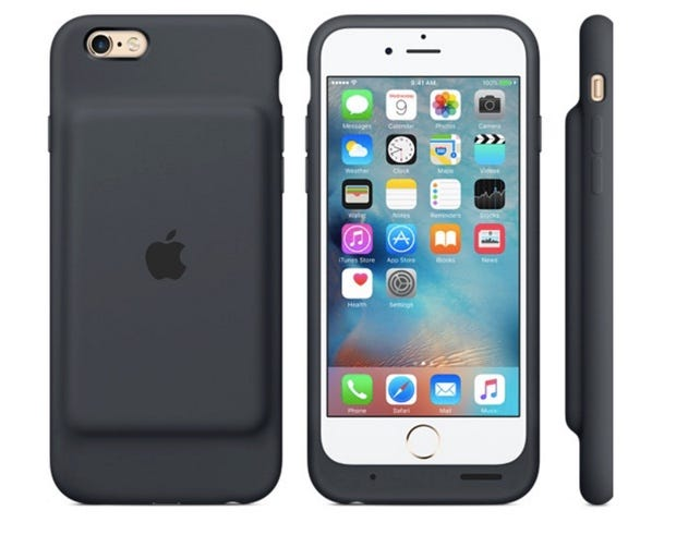The $99 Smart Battery Case is Apple's ugliest product to date