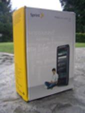 Image Gallery: EVO Shift 4G retail box