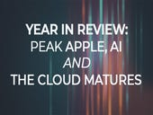 Year in Review: Peak Apple, AI and the cloud matures