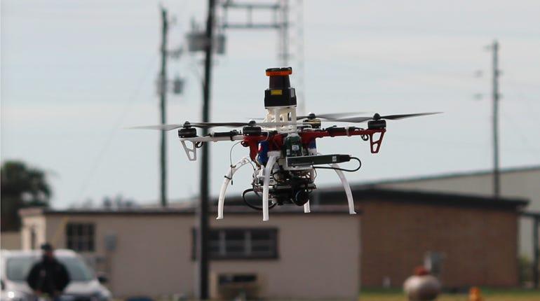 MIT CSAIL drone navigation