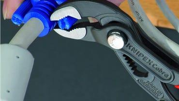 KNIPEX Tools 5-inch Cobra Water Pump Pliers