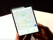 Here's our best look at Samsung's Galaxy Fold yet