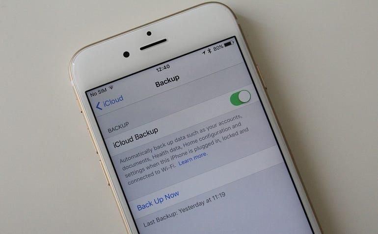 Vendor-neutral cloud backup support