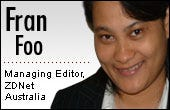 Fran Foo, ZDNet Australia