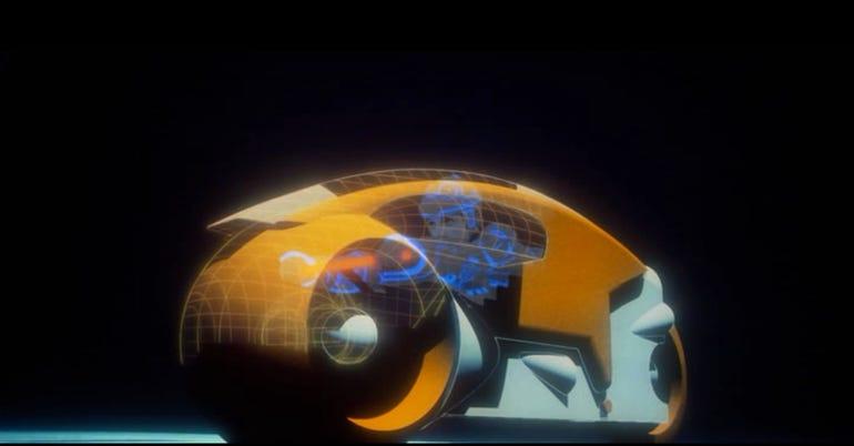 29. Tron (1982)