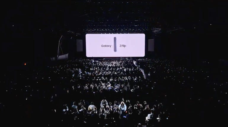 In fact, Samsung is kicking Unpacked 2020 off with Galaxy Z Flip.