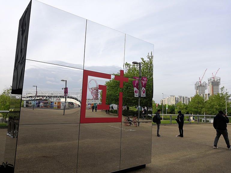 London: Queen Elizabeth Olympic Park