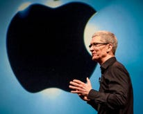 Apple's Tim Cook to propose tax changes to Congress