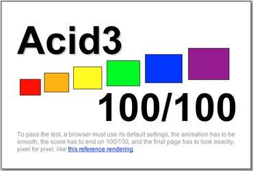 Acid 3: Reference test