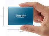 The awesome 500GB Samsung T5 portable SSD drops to $100