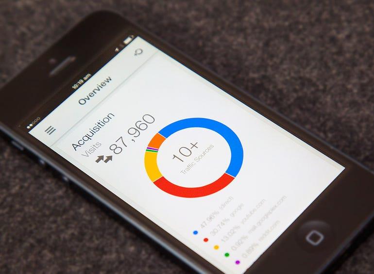 Google Analytics arrives for iOS - Jason O'Grady
