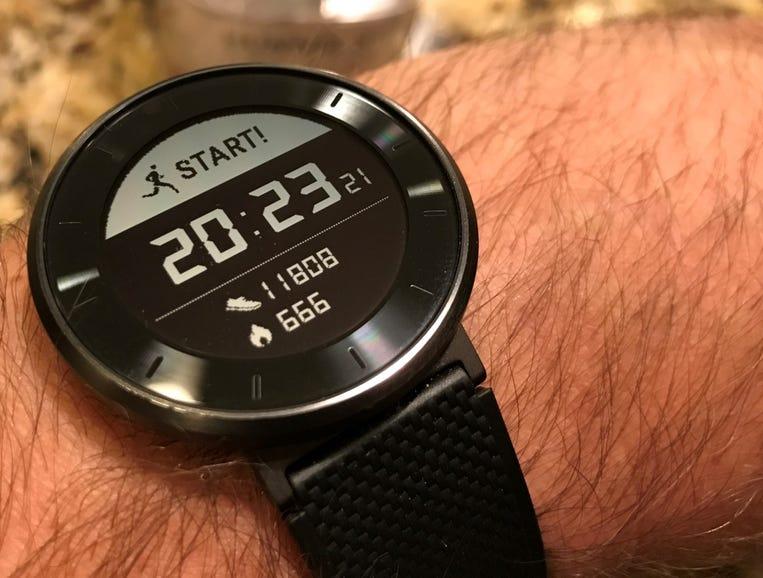 Huawei Fit watch face