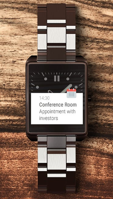 OXY SmartWatch connects to Android, iOS and Windows 10 smartphones ZDNet