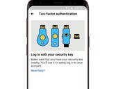 Facebook expands support for security keys to iOS and Android