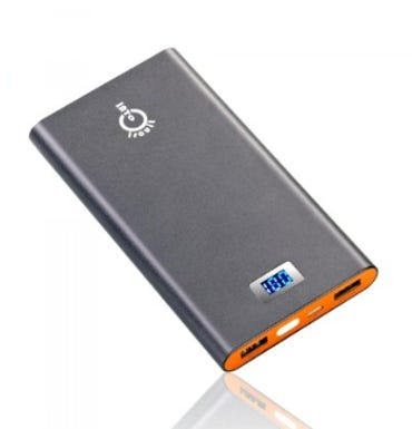 Intocircuit external power packs- dual charging when you need it ZDNet