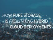 How Pure Storage is facilitating hybrid cloud deployments