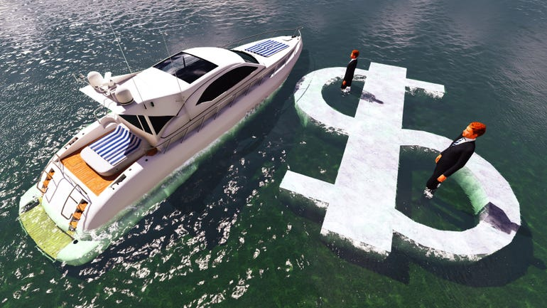 """""""There's no yacht in my future. I've never done this for the money."""""""