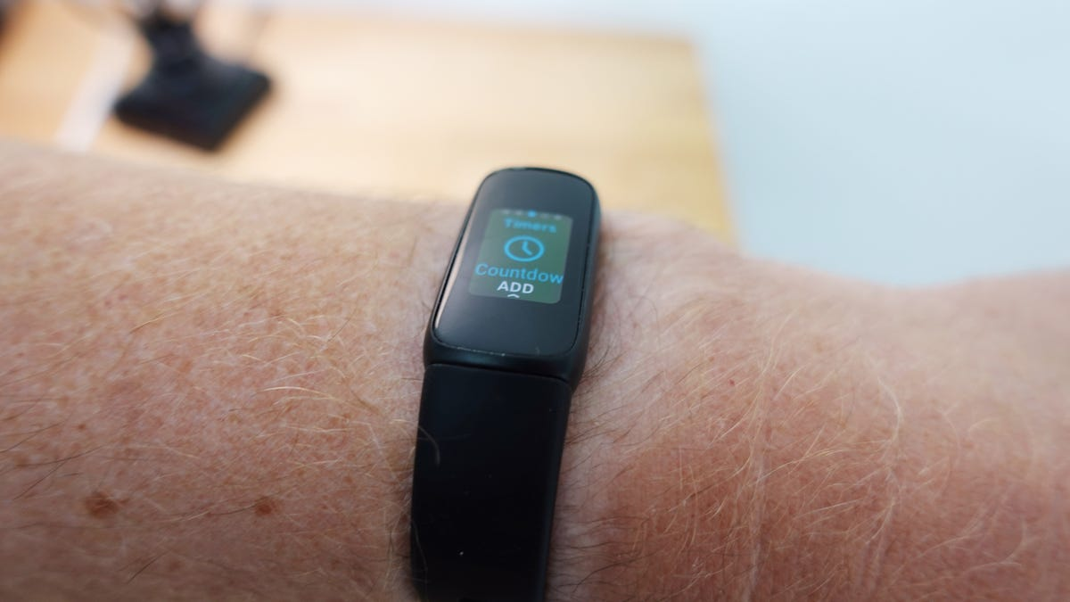 Fitbit Luxe