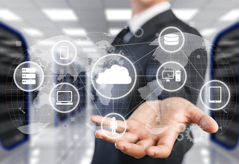 Cloud-hosted portals