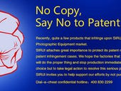 Delicious irony: Chinese firm sues for patent infringement