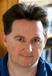 Network engineer Mark Newton