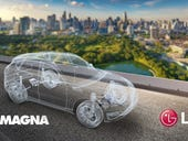 LG and Magna to form JV for electric car components