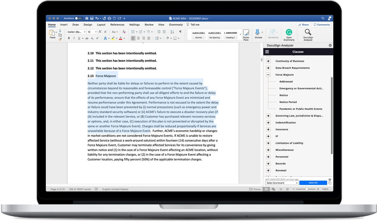 docusign-analyzer-clause-library-fm-and-sub-topics.png