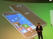 Acer unveils two Windows 10-powered smartphones