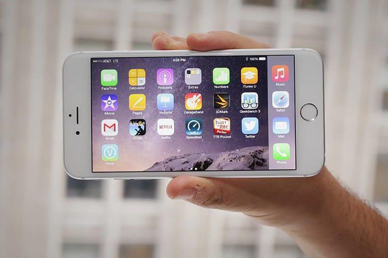 iPhone 6 Plus - Greg Nichols