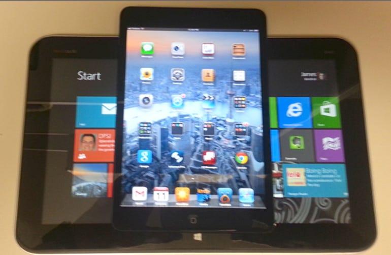 iPad over Win8
