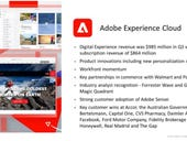 Adobe's Q3 earnings: Four takeaways on SMBs, Creative Cloud, customer experiences
