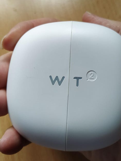 WT2 in-ear wearable translator review Accurate translation across 36 languages zdnet
